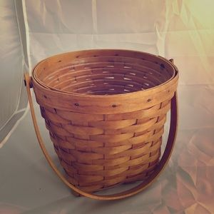 "{Longaberger} 11"" Measuring Basket w/protector"